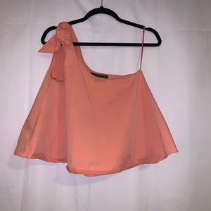 One-Shoulder Zara Top